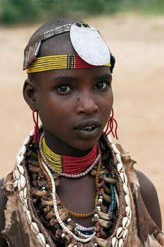 tribal nude samali girls