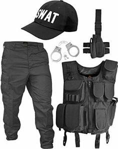 swat team swatbulletproof vesthalloween - Halloween Bullet Proof Vest
