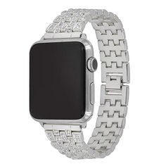 835f01bb2 38/42mm Stainless Steel Strap with Artificial Diamond, Band for Apple Watch  Strap Apple