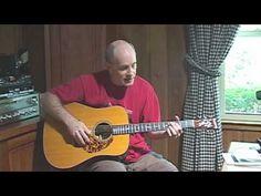 easy bluegrass guitar licks - YouTube