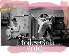 エトワールを目指せ! パリ・オペラ座バレエ団、注目の新人に独占インタビュー。