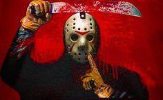Jason Voorhees Horror Show, Horror Art, Horror Movies, Mrs Voorhees, Jason Voorhees, Film Friday The 13th, Horror Monsters, Horror Icons, Michael Myers