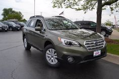 2016 Subaru Outback for sale at Gary Lang Subaru in McHenry, IL