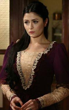 """Deniz Çakır - """"Yasak"""" TV Series 2014 Meryem Uzerli, Turkish Beauty, Turkish Actors, Celebs, Celebrities, Traditional Dresses, Actors & Actresses, Tv, Girl Cartoon"""