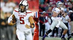 Texas Tech vs Kansas State Wildcats