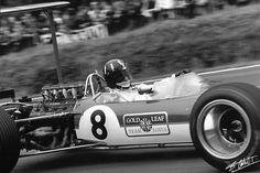 Hill-G 1968 England Lotus 49B