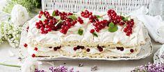 Gluteeniton britakakku | Makeat leivonnaiset | Reseptit – K-Ruoka Coffee Cake, Gluten Free Recipes, Vanilla Cake, Free Food, Cheesecake, Deserts, Homemade, Baking, Sweet