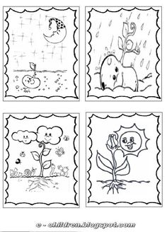 1 million+ Stunning Free Images to Use Anywhere Preschool Math, Kindergarten Worksheets, Plant Science, Free To Use Images, Fun Arts And Crafts, Autumn Crafts, Free Coloring Pages, Life Cycles, Educational Activities