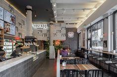 Galeria - Tostado Café Club / Hitzig Militello Arquitectos - 1