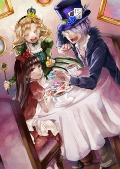 Ib (game) Fanart Ib, Garry and Mary, Alice in Wonderland theme. Rpg, Rpg Horror Games, Mad Father, Game Art, Indie Horror, Rpg Maker, Anime, Horror, Rpg Games