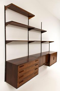Image Result For Wall Mounted Shelves With Brackets White | Corner Nook In  Dining Room | Pinterest | Corner Nook, Wall Mounted Shelves And Mounted  Shelves