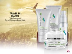 We've got you vacation travel covered, with our Travel Skincare Essentials. Vacation Travel, Vacation Trips, Growth Factor, Organic Skin Care, Traveling By Yourself, Moisturizer, Skincare, Essentials, Personal Care