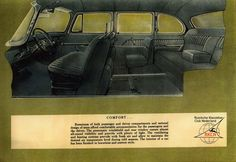 The ZIL 111 interior