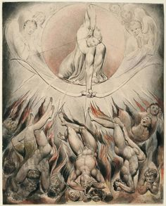 William Blake's Mesmerizing Illustrations for John Milton's Paradise Lost – Brain Pickings