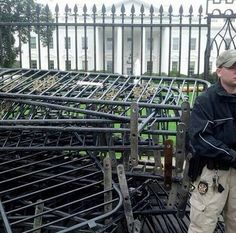 ,They put the barricades in front of the White House. Live Free Or Die, Community Organizing, Government Shutdown, Constitution, Armed Forces, Scandal, Wake Up, Obama, Politics