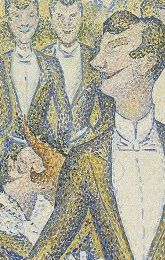 Musée d'Orsay: Georges Seurat The Circus