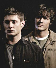 Sam and Dean #Supernatural #Brothers