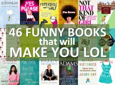 46 Hilarious Books Guaranteed To Make You Laugh Out Loud