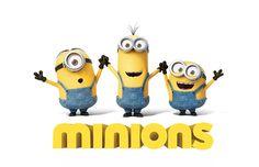 Minions ~ Stuart, Kevin and Bob
