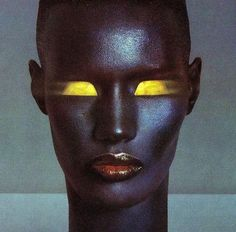 Grace Jones photographed by Jean-Paul Goude | AnOther