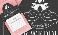 35+ Free Printable Wedding Invitations   21st - Bridal World - Wedding Ideas and Trends