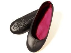 Afterheels - ecological after party ballerina shoes
