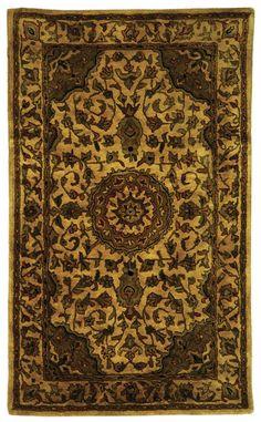 Safavieh Handmade Classic Birjand Wool Rug