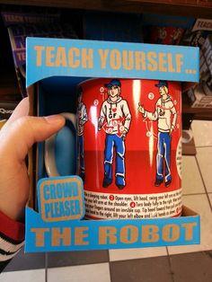 El robot!