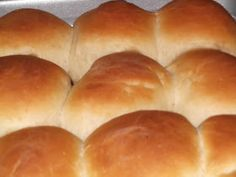 The Homemaking Lady Bug: Super Quick Dinner Rolls