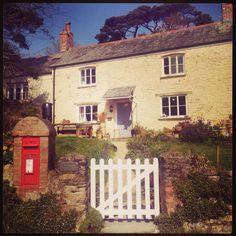Cornish cottage, St Clements.