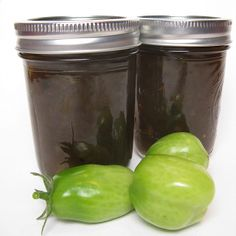 First Frost Green Tomato Jam by katbaro, via Flickr-a favorite