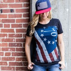Men Womens Denim American Betsy Ross Flag 1776 Caps Cowboy Hats Casual Hiking Cap