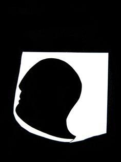 """andrea mattiello """"ombra""""7  collage su carta cm 25x35; 2012  #arte #art #artecontemporanea #artista #artistaemergente #creatoredimmagini #tecnicamista #carta #paper #collage"""