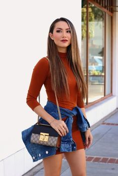 44 Stylish Winter Night Outfits Ideas For Women - Aksahin Jewelry Fashion Moda, New Fashion, Korean Fashion, Fashion Beauty, Fashion Styles, Jessica Ricks, Winter Night Outfit, Night Outfits, Hapa Time