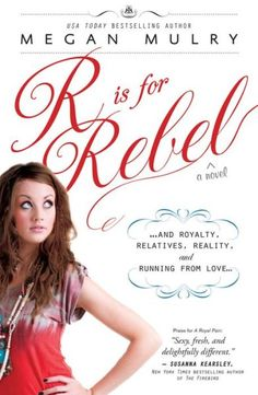 R is for Rebel - Cover!