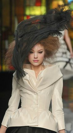 Christian Dior Haute Couture Spring Summer 2009