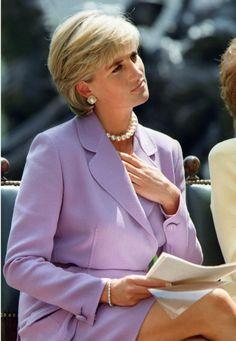 Lady Diana: de princesa a ícono de la moda