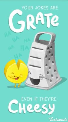 yoUR jOKES ARE gRATE EVEN IF THEY'RE cHESSY