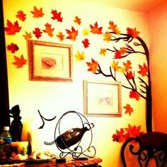 Cute idea for Fall Decor