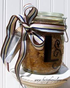 Vanilla Brown Sugar Body Scrub - Easy & Smells Amazing!