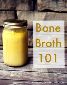 How to Make Bone Broth to heal your gut Autoimmune Diet, Candida Diet, Get Healthy, Healthy Life, Healthy Eating, Healthy Food, Bone Broth, Natural Home Remedies, Soups And Stews