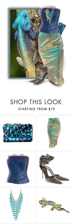 """""""Reptilian Sheen 