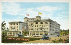 Hotel Putnam, DeLand, FL