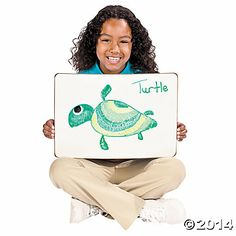 Magnetic Dry Erase Boards - Oriental Trading