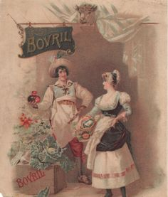 Trade Card Collection 001 - Bovril - Front