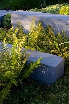 Modern Japanese Garden by Andy Sturgeon Landscape and Garden Design, Epsom, Surrey