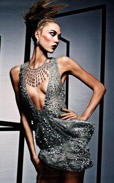 Karlie Kloss for W Magazine