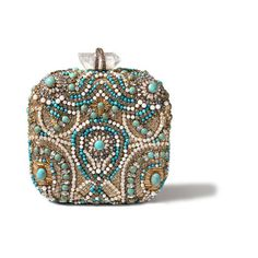 Marchesa Beaded Clutch TIME's Gift Guides A Luxe Lineup of Lavish Presents .. time.com