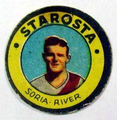 1953 Figuritas Starosta #futbolriverplate