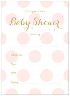 Free Printable Baby Shower Invitation Templates Our Popular Fill In